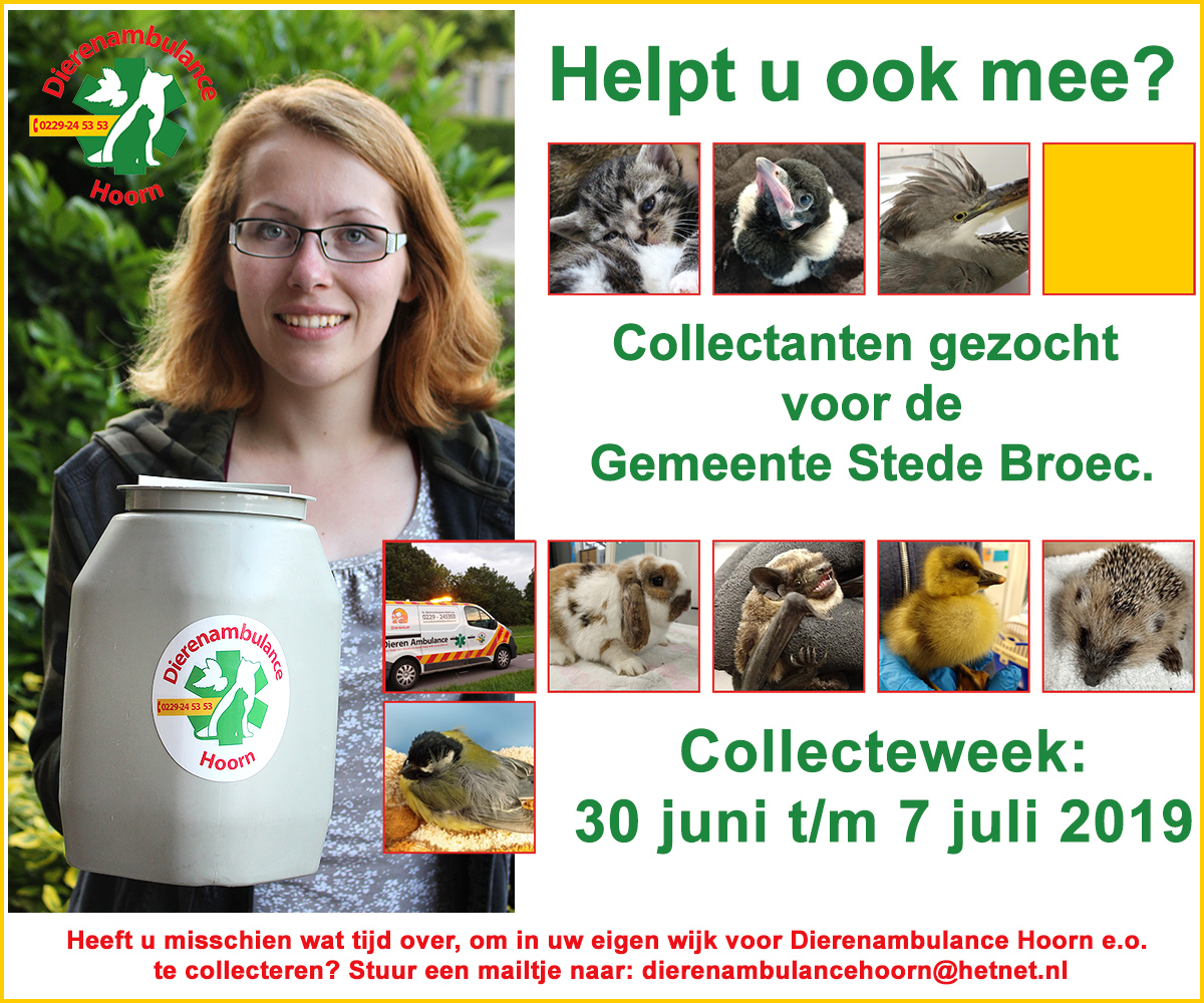 Collecte Gemeente Stede Broec