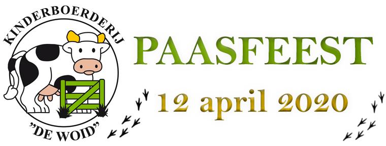 Lees meer over het artikel (gecanceld) Paasfeest Kinderboerderij De Woid