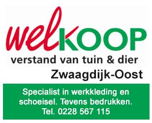 Welkoop, Zwaagdijk-Oost