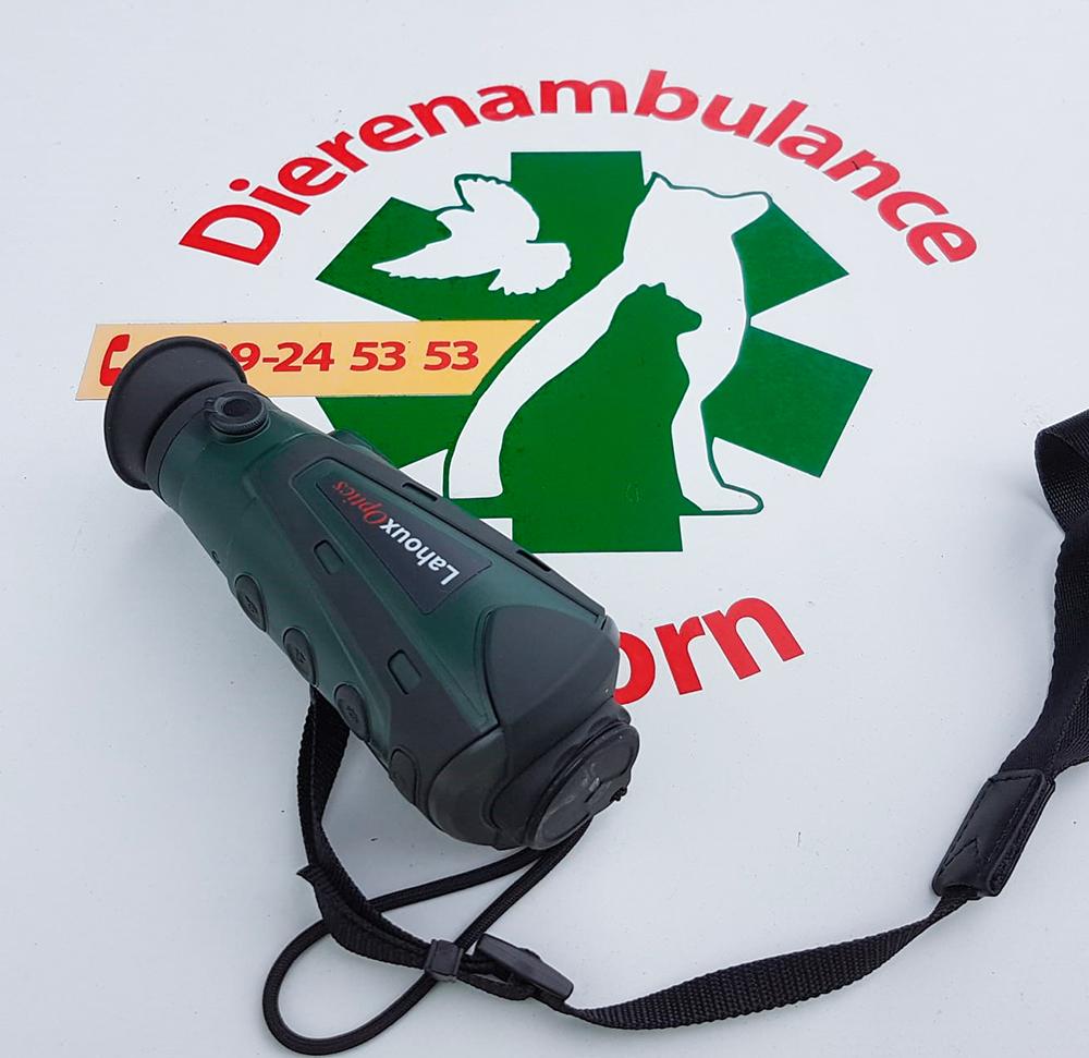 Lees meer over het artikel Warmtebeeldkijker van Stichting Dierenlot!